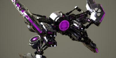 Crowe Drone Purple 1