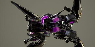 Crowe Drone Purple 3
