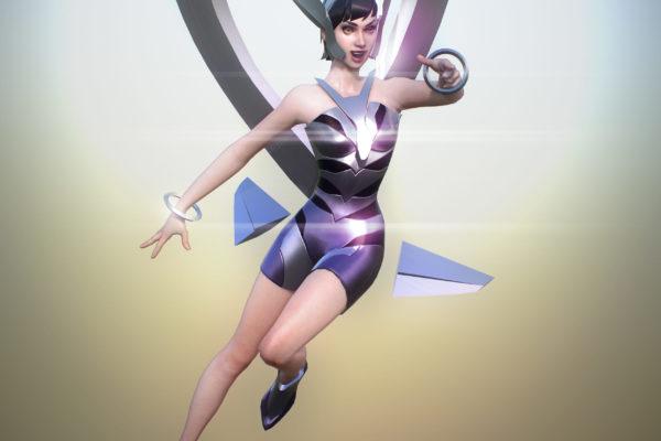 Fairy pose